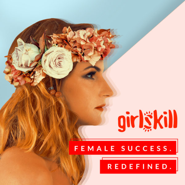 Girlskill Podcast with Anna Rova | Melissa Katherine